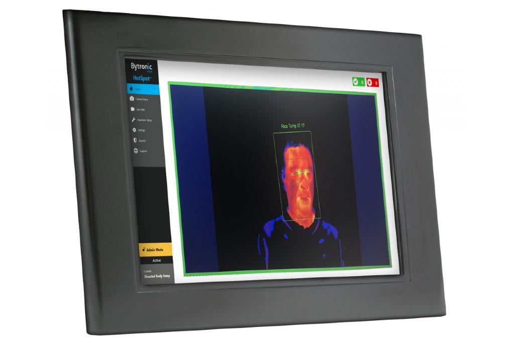 EBT scanner
