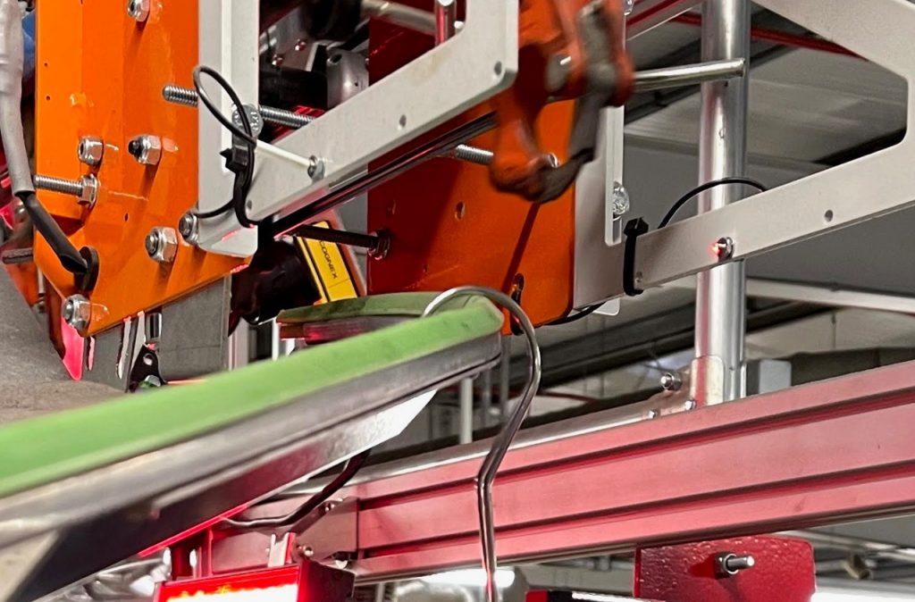 garment production line