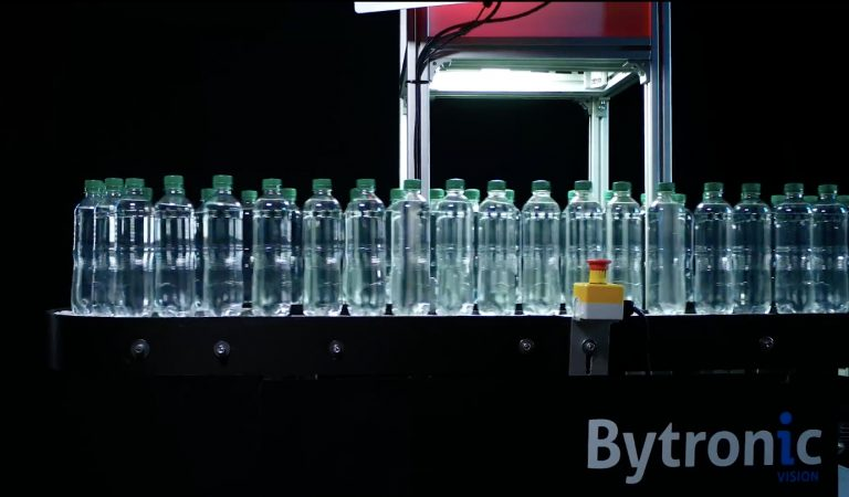 Bytronic deep learning bottle web