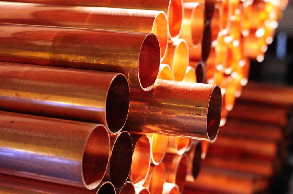 Copper tube Bytronic