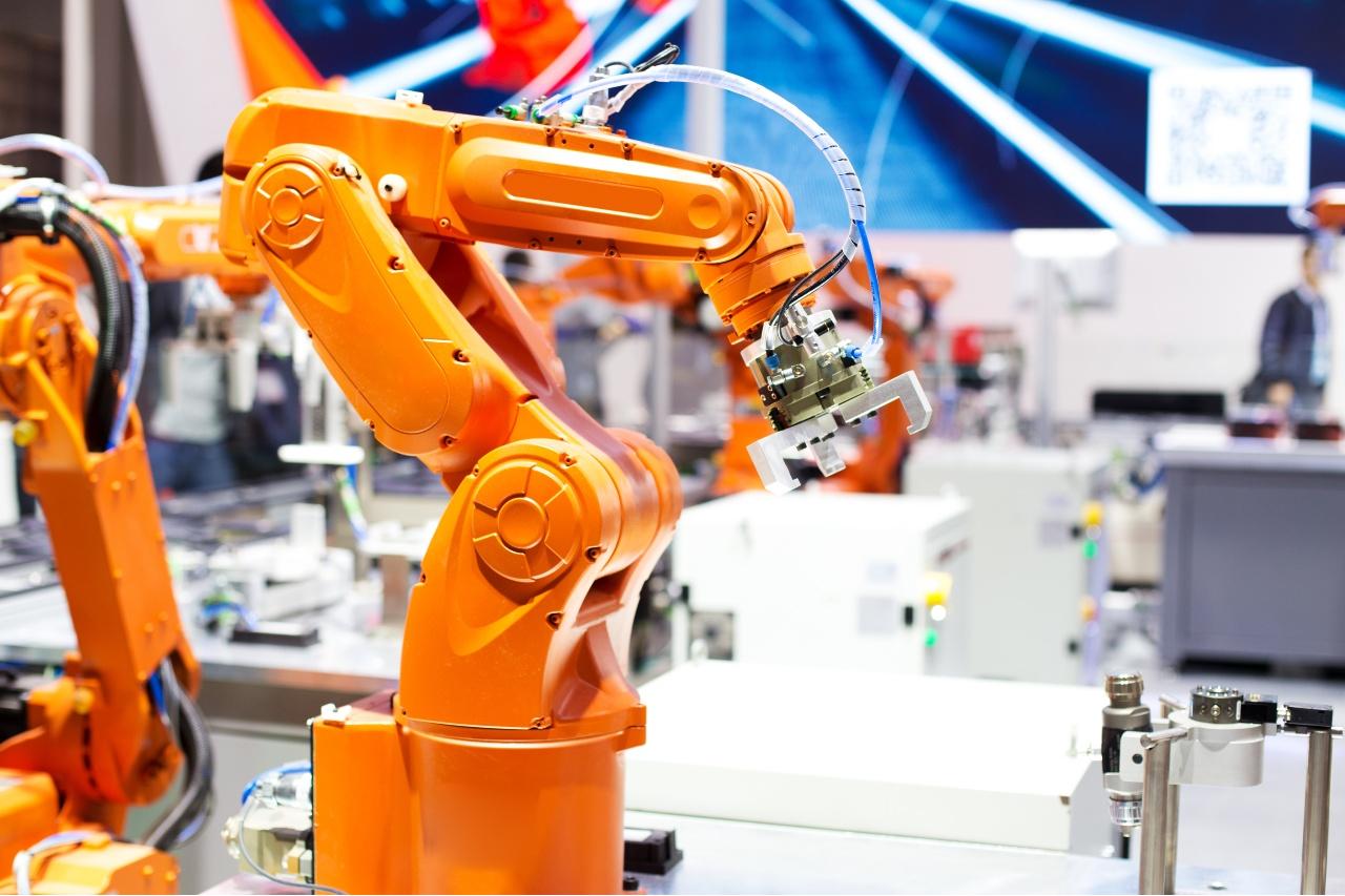 Industry 4 Bytronic